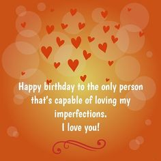Happy Birthday To My Love Romantic Wishes For Husband