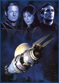 The three who are the one; Best Sci Fi Shows, Sci Fi Tv Shows, Sci Fi Series, Series Movies, Tv Series, Fantasy Shows, Sci Fi Fantasy, Science Fiction, Babylon 5