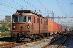 Swiss Railways, Locomotive, Train, Vehicles, Zug, Rolling Stock, Locs, Strollers, Vehicle