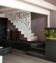 SCHODIŠTĚ   PŘÍMÉ SCHODIŠTĚ   Ocelové schodiště atypické pro interiér ERICA   ARAMI schodiště, brány, ploty, dveře, zábradlí