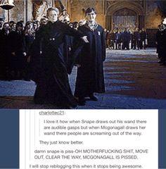 Gotta love McGonagall