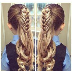 School braid