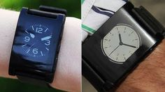 Pebble E-Paper Watch For IPhone And Android.Buy online at, http://l1nk.com/bl978u