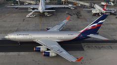 AEROFLOT ILYUSHIN IL-96-300 RA-96011. Photo by ISTANBUL AIRSIDE: