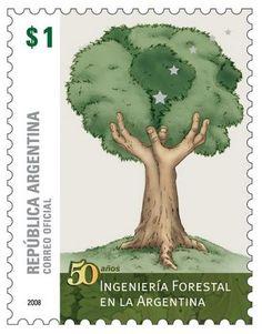 Diciembre 2008 - 50 anos Ingenieria Forestal en la Argentina.   ~lbk~