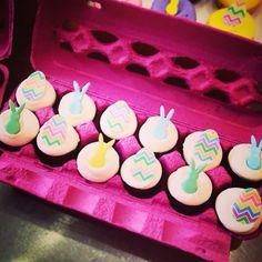 Eastern Cupcakes eggs