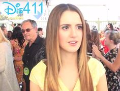 Video: Laura Marano Chatted With Popstar! Magazine At The 2014 Teen Choice Awards