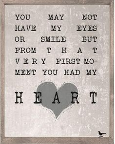 Buy your My Heart Vintage Framed Art Print here. The My Heart Vintage Framed Art Print will add the perfect mix of vintage and modern to your space! Framed with vint Step Parents Quotes, Mom Quotes, Quotes For Kids, Quotes To Live By, Step Family Quotes, True Quotes, Bible Quotes, Funny Quotes, Step Parenting