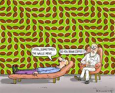 Optische Täuschungen und interessante Seh-Phänomene