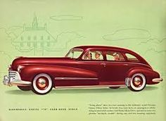 1948 Oldsmobile Series 60 4-Door Sedan