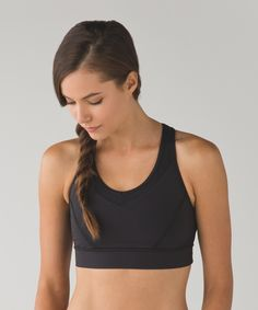 90a97186a3d9f See more. This strappy bra has strategically placed Mesh fabric panels to  help you let off steam when
