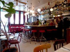 Juliette. Garden cafe serving French Bistro fare. Excellent brunch.
