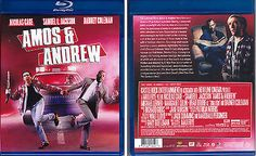 Amos & Andrew (BluRay) Nicholas Cage, Samuel Jackson (Olive Films/U.S. Release)