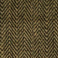 """Brown/Natural Herringbone Burlap 48"""" Bolts"""