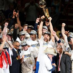 World Champion Dallas Mavericks