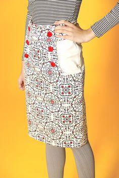 Skirt Inspiration & Tutorials - Pencil Skirts - Hideous! Dreadful! Stinky!