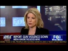 Report: Gun Violence Down! Media Ignores As Gun Ownership Goes Up! ... YOU HEAR THAT LIBERALS.... They don't want the truth.