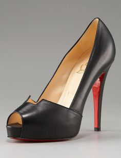 louboutins shoes - Christian Louboutin Gressimo Gingham Leather Lining Knot Peep Toe ...
