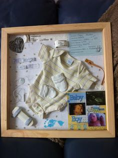 birth memory frame