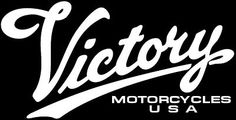 Victory Motorcycles Decal