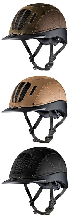 2014 Troxel Sierra Helmet - The newly redesigned Sierra helmet is engineered for riding extremes with Western and trail riders in mind.