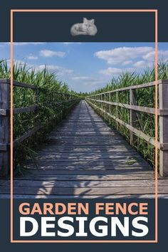 There are so many ways to build a fence. Here are some ideas to make your very own unique design. You may want to consider these types of rustic garden fence designs to choose from: wattle, hurdle, lattice, twig picket, twig palisade style, Russel or zig-zag. #gardenfence #diyfence #fencedesigns Small Succulents, Succulents Garden, Rustic Gardens, Outdoor Gardens, Diy Garden Decor, Garden Art, Fence Design, Garden Design, Building A Fence