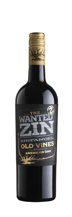 The Wanted Zin - fantastic red Zinfandel aka Primitivo from Puglia. Delicious!
