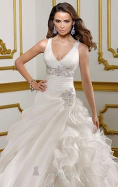 """Mori Lee 1817 by Bridal by Mori Lee  Support the """" girls"""""""