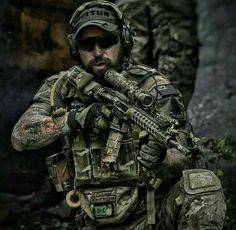 Airsoft hub is a social network that connects people with a passion for airsoft. Talk about the latest airsoft guns, tactical gear or simply share with others on this network Special Forces Gear, Military Special Forces, Air Force Special Operations, Tactical Operator, Airsoft Helmet, Combat Gear, Military Guns, Army & Navy, Navy Seals