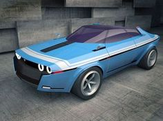 Dacia is a concept sportscar, a proposal based on Dacia 1300 design identity (same as the Renault 12 model), it was inspired by characteristics of this Romanian brand's history.