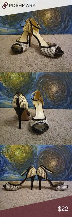 Classy Steve madden heels These classy heels are an elegant accessory for church, work, or brunch. Steve Madden Shoes Heels