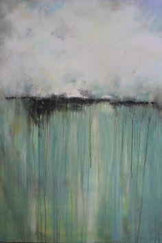"""Morning Mist - oil  30x40"""""""