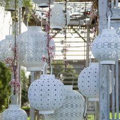 Shop terrain for decorative patio lighting and outdoor lanterns. Our outdoor lanterns, string lights, and votives use a mix of solar power, battery power, and LED bulbs. Outdoor Parties, Outdoor Fun, Outdoor Decor, Hanging Lanterns, Candle Lanterns, Fresco, Chinese Lamps, String Lights Outdoor, Patio Lighting