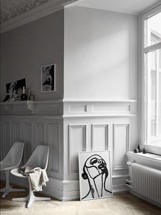 Home Decoration Inspiration Classic Interior, Modern Interior Design, Country Interior, Living Room Designs, Living Room Decor, Decoration Inspiration, Foyer Decorating, Decorating Ideas, Interior Decorating