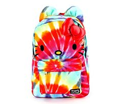 38cdee5fc4 Hello Kitty Backpack  Tie-Dye -- You can find more details by visiting