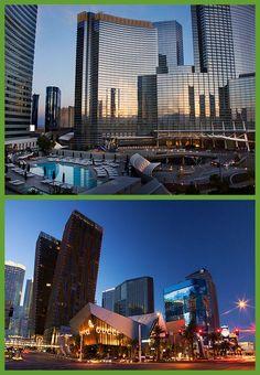 Las Vegas City Center- u can always find me here