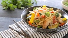 Sauté vite fait Quebec, Confort Food, Chinese Food, Stir Fry, Tofu, Cabbage, Vegan Recipes, Food And Drink, Nutrition