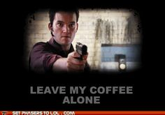 Ianto Loves His Coffee GIF