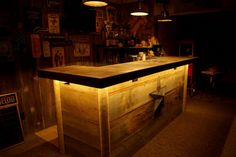 You'd Never Leave the House If You Had These Manly Home Bars (33 Photos) - Suburban Men - November 22, 2015