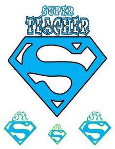 SUPER TEACHER HALLOWEEN COSTUME IRON-ON PATTERNS - TeachersPayTeachers.com