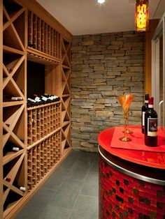 Tasting Room Wine Cellar Design Ideas, Pictures, Remodel and Decor Basement Remodel Diy, Basement Renovations, Home Remodeling, Cheap Renovations, Keller Pool, Wine Cellar Design, Basement Bedrooms, Basement Walls, Basement Ideas