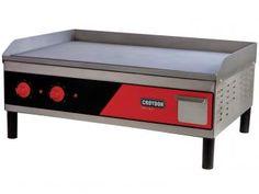 Churrasqueira Elétrica Croydon Inox 5600W - com Controle de Temperatura CE08-2