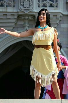 Pocahontas /DisneyOneReason #AY  sc 1 st  Pinterest & 33 best Pocahontas Cosplay Reveal images on Pinterest | Pocahontas ...