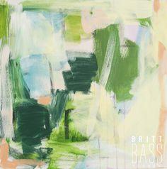 """palm nights III"" by britt bass turner ($300)."