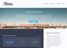 best mortgage website design