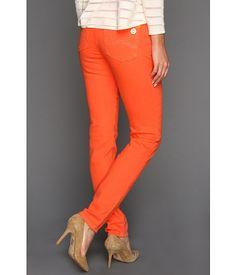 MICHAEL Michael Kors Jewels Denim Colored Skinny Jean