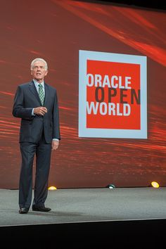 Jeff Henley, Oracle Chairman by Oracle_Photos_Screenshots, via Flickr