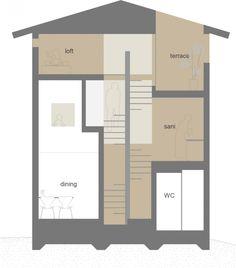 House of Kasamatsu / Katsutoshi Sasaki + Associates