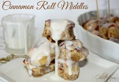 ~Cinnamon Roll Middles!