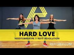 """Hard Love"" || NEEDTOBREATHE || Toning || REFIT® Revolution - YouTube"